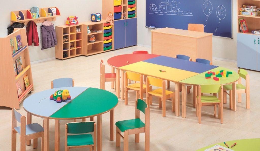 mobiliario para colegios, liceos y escuelas